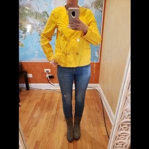 NWOT Michael Kors Taxi Yellow Jacket